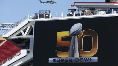 Carolina Panthers and the Denver Broncos will face off at Super Bowl 50.