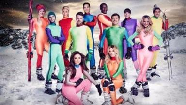 This year's The Jump contestants have already clocked up numerous injuries