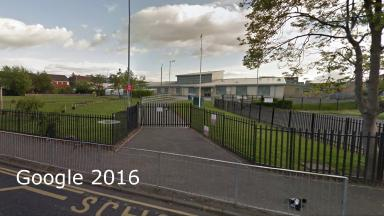Craigour Primary: The girl was walking to school when she was approached.