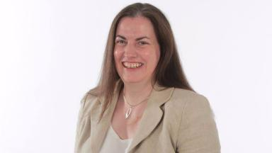 Julie McAnulty: Accused of using racist language while campaigning.