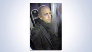 CCTV: Police wish to question this man about an assault in Edinburgh.