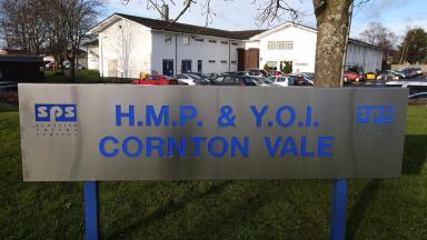 Cornton Vale: Closure to begin this summer.