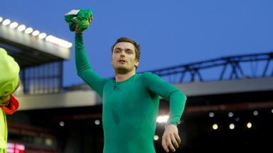 Adam Johnson played on for the club.