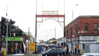 Barras: Famous Glasgow market to receive funding boost (file pic).