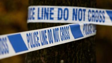 A teenager is in hospital after being stabbed in the chest in broad daylight.