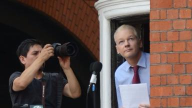 WikiLeaks founder Julian Assange has been living in the Ecuadorian embassy in London since June 2012.