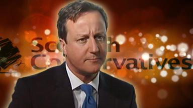 Scotland Tonight: David Cameron