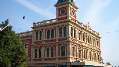The Newtown High School of Performing Arts in inner Sydney.