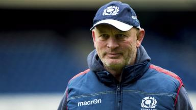 Squad: Vern Cotter will now pick from a squad of 28 players to face Italy