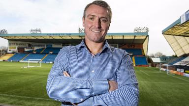 Kilmarnock manager Lee Clark has enjoyed his hectic start to life in Ayrshire.