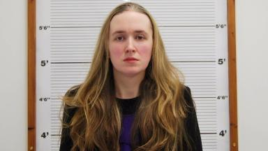 Muslim convert Lorna Moore has been found guilty of failing to tell police that her husband Sajid Aslam was about to join IS