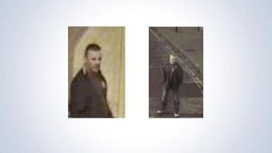 CCTV: Police want to trace this man.