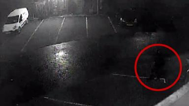 CCTV: Police want to speak to man over rape.