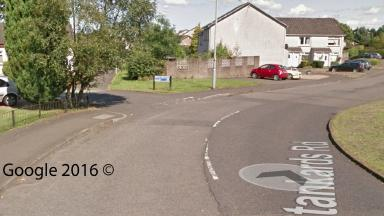 Assault: The incident happened on Stankards Road, Uphall.