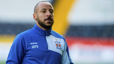 Done deal: Julien Faubert has signed on at Rugby Park.