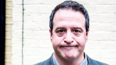 Campaigning to the crowd: Mark Thomas returns to Scotland for 2016 tour.