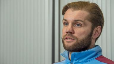 Defence: Robbie Neilson isn't concerned with discipline.