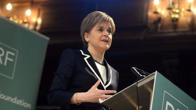 Nicola Sturgeon: First Minister wants Britain to stay in the EU.
