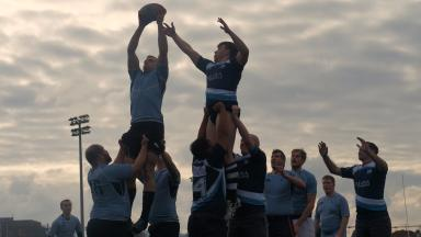 Rugby: Scotland's two gay-inclusive clubs clash for first time.