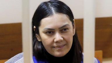 Gyulchekhra Bobokulova appeared in court on Wednesday.