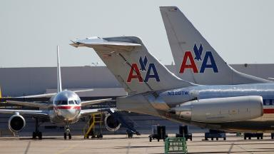 The flight attendant admitted setting a fire on board an American Airlines flight