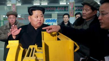 North Korean leader Kim Jong-un wants his country's nuclear weapons to be made ready for use.