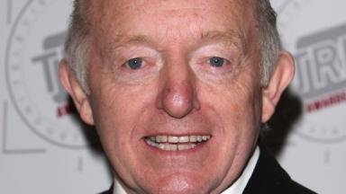 Tumour: Paul Daniels has been diagnosed with an incurable brain tumour.