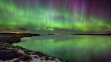 Northern Lights: Aurora borealis 'could vanish by 2050s'.