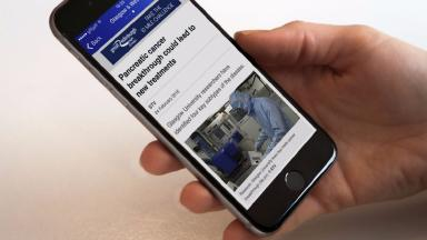 STV News: New app for iPhone and Android.