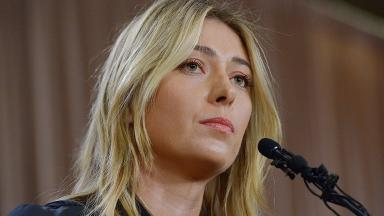Maria Sharapova admitted using the drug at an Australian Open press conference.
