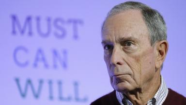 Michael Bloomberg had been considering joining the presidential race