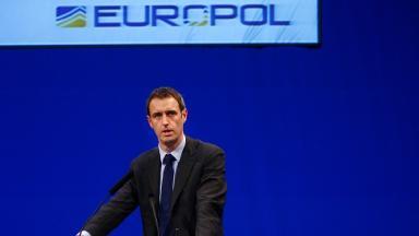 Rob Wainwright, Europol's director