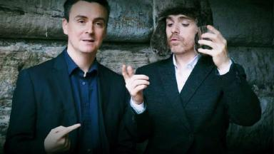 Uncles: Burnistoun creators to perform new show on March 16.
