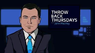 Throwback Thursday with John MacKay