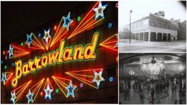 Landmark: Barrowland history from inception to present day.