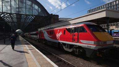 Virgin East Coast was found to have the third highest rate of late arriving trains