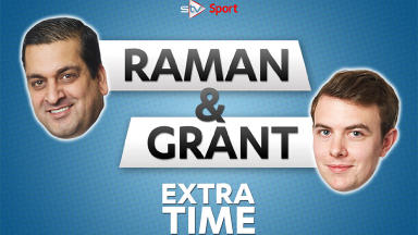 Extra Time with Raman & Grant