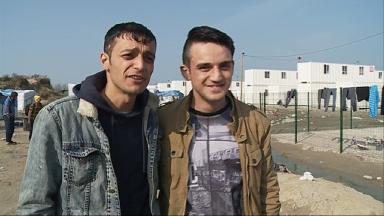 Calais Aid Trip - Rhimi Brothers