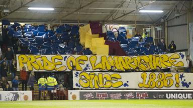 Motherwell fans will take over at Fir Park in a matter of weeks.