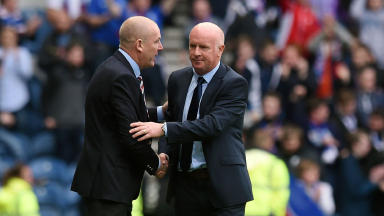 Rangers have no score to settle with Falkirk, says Mark Warburton