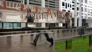 Home Office: Revoked Ms Ilesanmi's right to work (file pic).