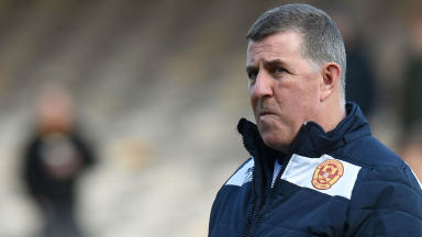 Motherwell consider Dons postponement as illness sweeps through squad