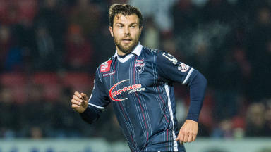 Richard Foster: Derby win could secure Ross County's top six place