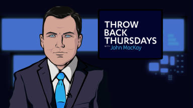 Throwback Thursday with John MacKay: This week it's 1997, 2003 & 2006