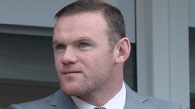 Football: Wayne Rooney earns  £300,000-a-week at Manchester United.
