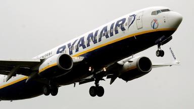 Ryanair has called striking French airline staff selfish
