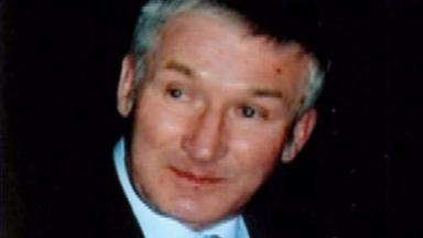 Brian McKandie: Found murdered in Aberdeenshire village of Rothinorman. This picture has been properly scaled
