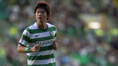 Celtic midfielder Ki Sung-Yueng