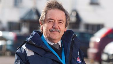 John Lacey has been named Britain's nicest traffic warden.