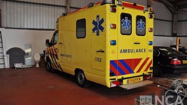 Fake ambulances used to smuggle drugs.